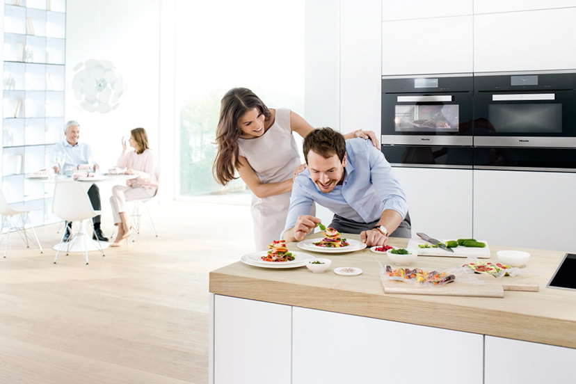 Artline Built In Appliances With Touch2open 187 Miele