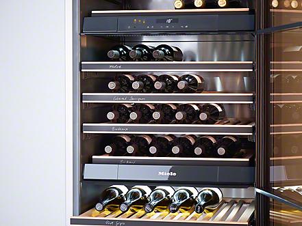 Miele KWT 1602 Vi MasterCool Wine Temperature Control Unit