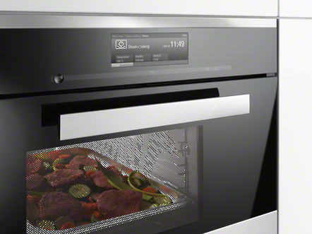 miele steam oven descaling instructions