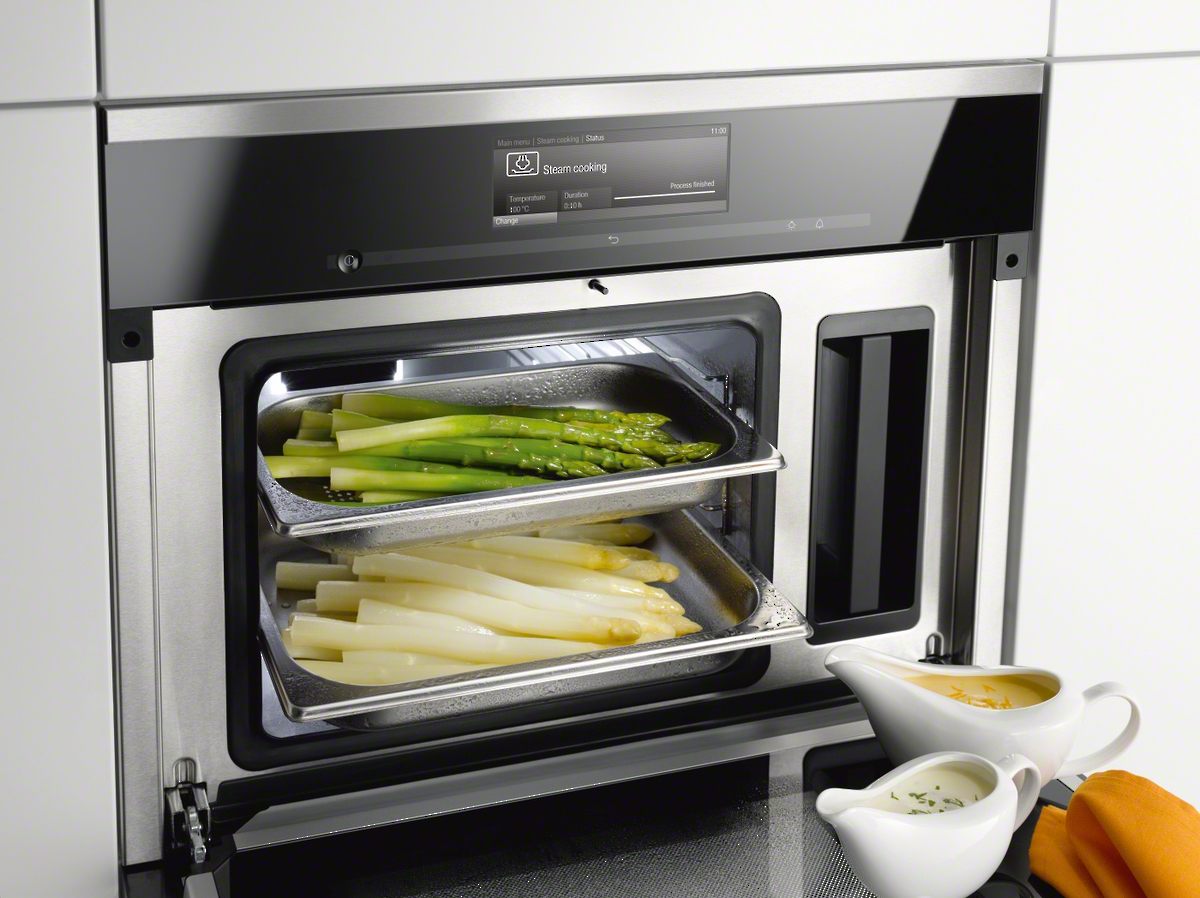 Miele Steam oven   DG 6800 Built-in steam oven