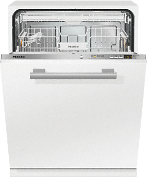 G 4960 SCVi - Fully integrated dishwashers with cutlery tray for maximum convenience at an attractive entry level price.--NO_COLOR
