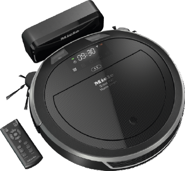 Scout RX2 Home Vision - SLQL0 30 - Robot vacuum cleaner with live image feed and 2 hours runtime with the best cleaning performance.--Graphitgrey Pearlfinish