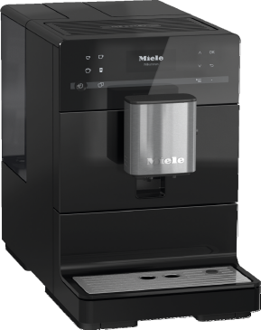 CM 5300 - Countertop coffee machine With OneTouch for Two for the ultimate in coffee enjoyment.--Obsidian black