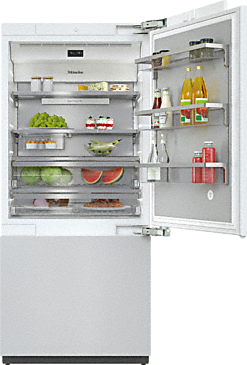 KF 2901 Vi - MasterCool fridge-freezer For high-end design and technology on a large scale.--NO_COLOR