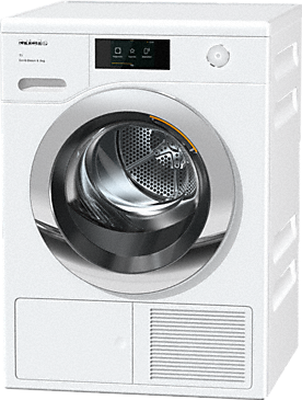 TCR860 WP Eco&Steam WiFi&XL - T1 Heat-pump tumble dryer